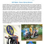 info boards 1 – fn2 (Classic Motorcycle Display)